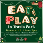 Eat & Play in Travis Park