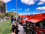 Food Trucks in Travis Park